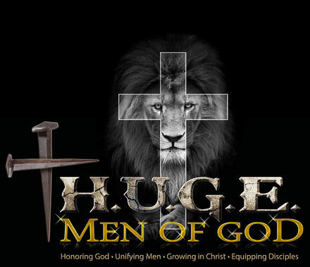 HUGE MEN OF GOD
